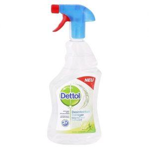 DETTOL dezinfekčný čistič Limetka a mäta 750 ml - dezinfekčné prostriedky - dezinfekcia ruk - dezinfekcia na ruky s davkovacom - dezinfekčný prostriedok na ruky - dezinfekcia priestorov - lieh na dezinfekciu - dezinfekcia domácnosti - dezinfekcia povrchov - dezinfekcia na podlahy - prostriedky na dezinfekciu pracovných pomôcok - dezinfekcia v spreji - dezinfekcia podlahy - dezinfekčné prostriedky na plochy - dezinfekcia topánok - dezinfekcia kože - dezinfekcia obuvi - dezinfekcia oblecenia - dezinfekcia a sterilizácia - dezinfekcia matracov - bezchlorova dezinfekcia - čistiace a dezinfekčné prostriedky