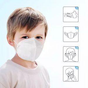 Detský Respirátor FFP2 biely - 50 kusov, respirátor, respirátor skladom, respirátory masky, ochranný respirátor, respirátory 3m, respirátory na predaj, respirátor kupit, pracovné respirátory, respirátor cena, respirátor s uhlíkovým filtrom, respirátor bez ventilu, respirátory cena, kúpiť respirátor, rúško s respirátorom, zdravotnicke respirátory, 3m respirátory, rusko ffp1, masky na tvar proti virusom, ruska ffp1, detský respirátor, rúško respirátor
